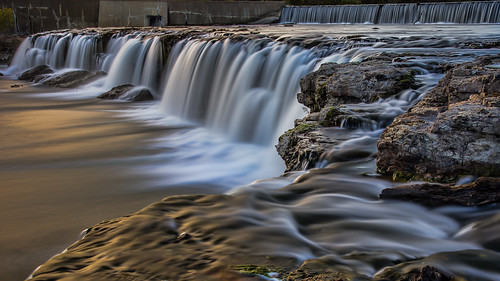 longexposure missouri waterfalls joplin topaz lightroom grandfalls canon6d topazadjust