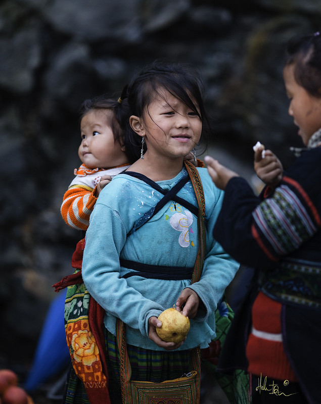 hill tribe, sapa