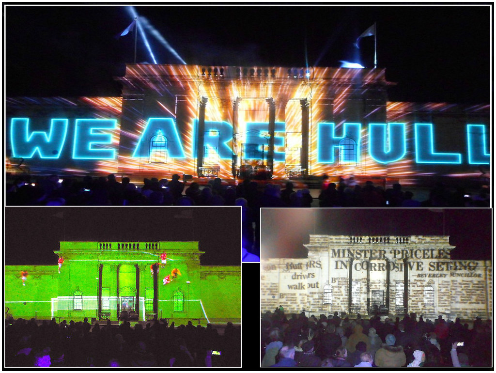 Hull --City of Culture for 2017 .