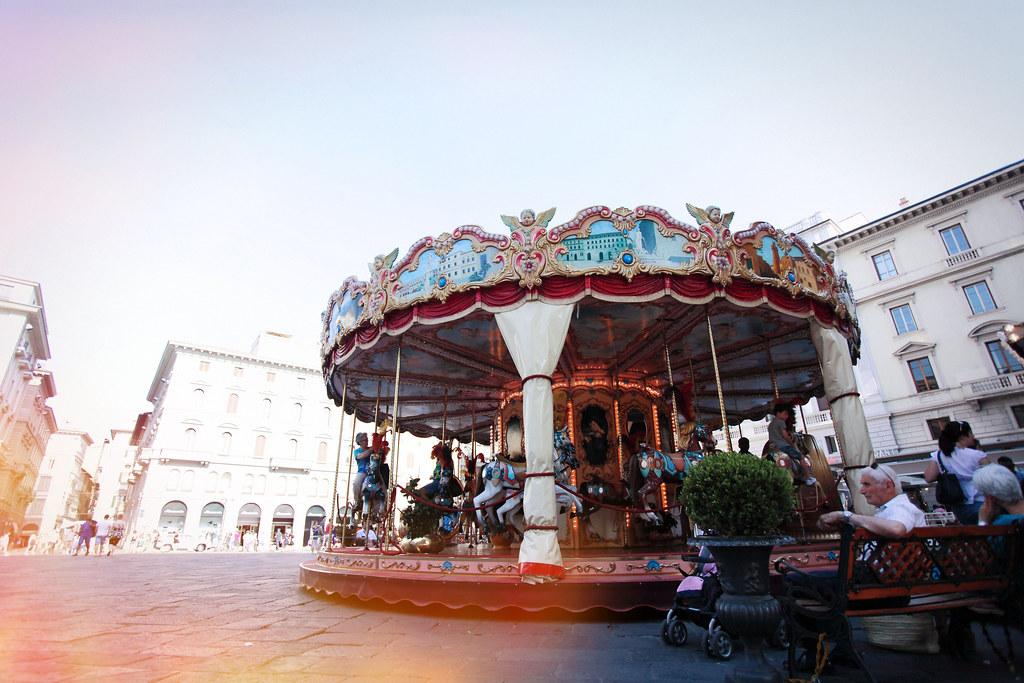 義大利自助旅行 Day 8(義大利文化復興的發源地.佛羅倫斯)