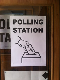 Polling station | by RachelH_