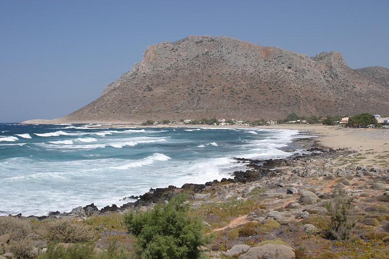 Stavros mountain, Crete