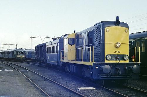180.19, Roosendaal, 12 januari 1984 | by Bart van 't Grunewold