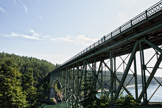 Deception Pass Bridge - Day 149/365 | by MikeBrowne