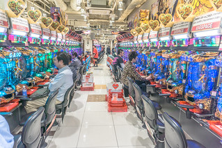 Pachinko Parlor | by IQRemix