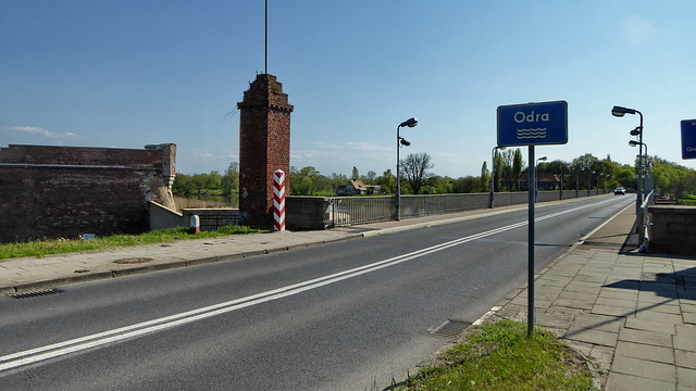 20160505 Polen Kostrzyn Grenze Slubice nach Küstrin (74)