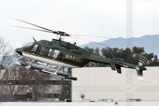 Bell 407 N96GU