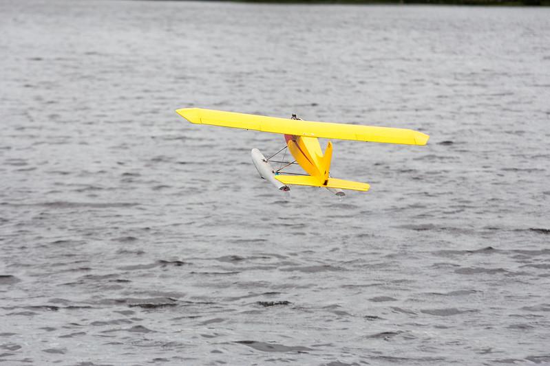 Alan's Float Plane.