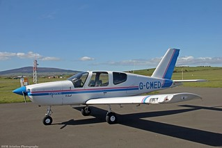 Socata TB-9 G-CMED at Isle of Man EGNS 13/05/15