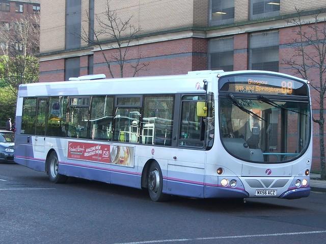 First Glasgow MX56 ACZ - 69187