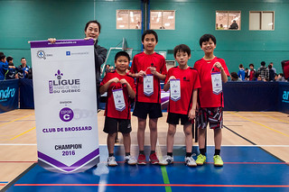 Club de Brossard - Champion Espoir C