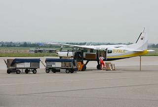 Businesswings Cessna 208 Caravan I D-FALK @LEJ/EDDP airport