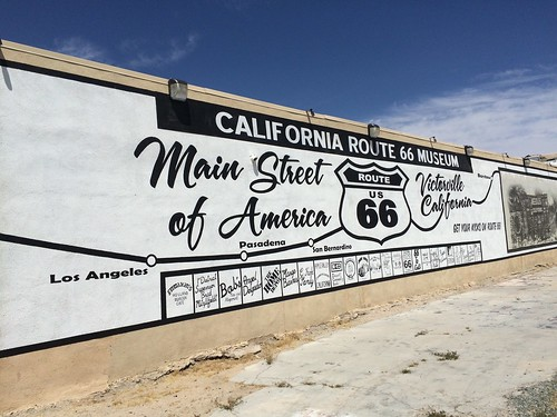 California Route 66 Museum, Victorville, CA | by Joël °