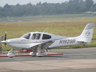 N192SR Cirrus SR22 G3 GTSX Turbo