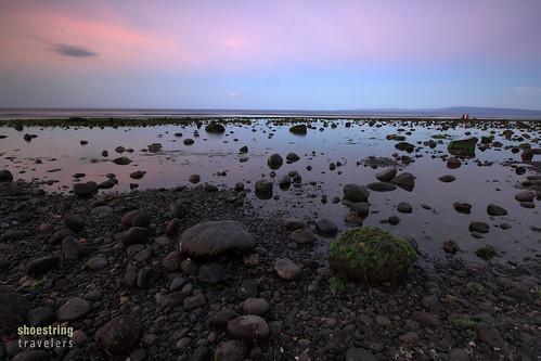 travel sunset sea sky sun seascape beach water landscape outdoors landscapes rocks seascapes tropical dumaguete waterscape negrosoriental rizalboulevard
