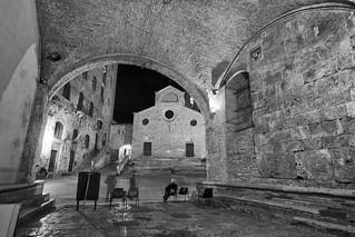San Gimignano di notte....