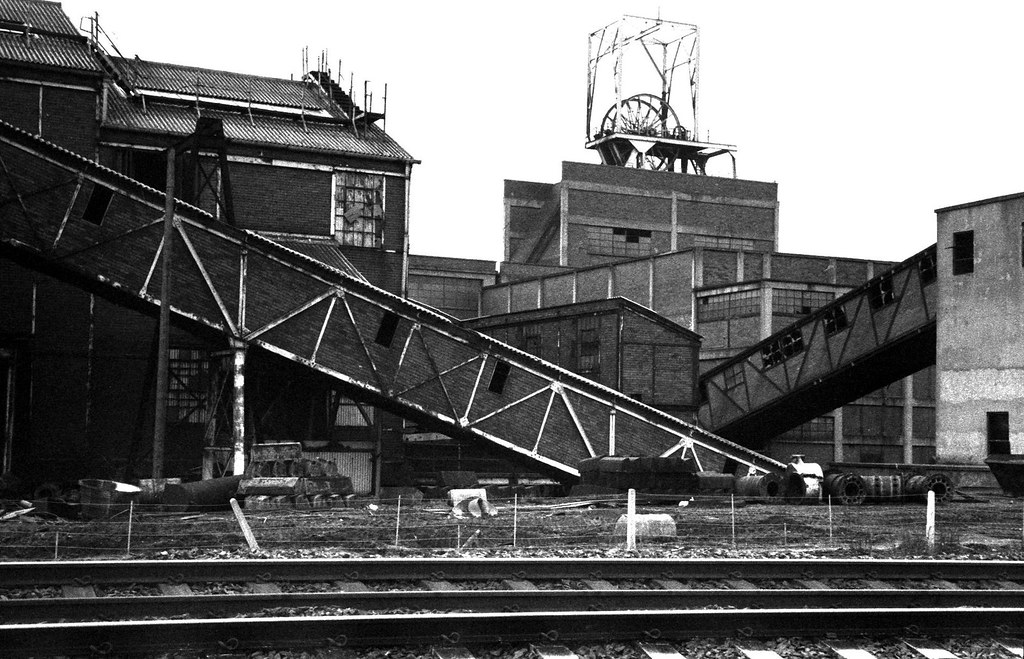 Lofthouse Colliery, West Yorkshire