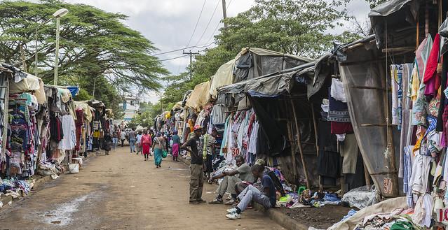 Toi Market, Nairobi