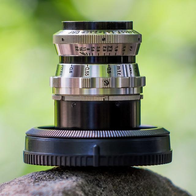 Schneider Kreuznach Xenon 25mm ƒ/1.5
