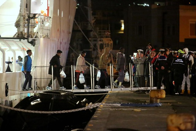 UNHCR News Story: UNHCR welcomes EU Mediterranean plans, but says more needs to be done