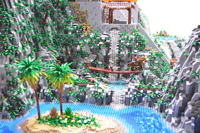 Lego Samurai Code