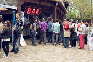 Verdeando Fest Gijón Museo del Pueblo de Asturias Food Trucks   by De tu Sueño y Letra
