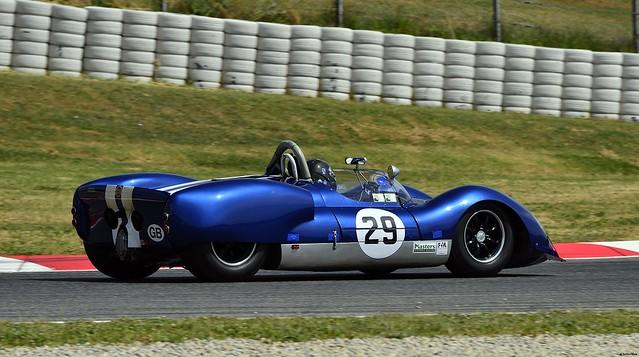 Cooper Monaco King Cobra / Keith Ahlers / GBR / James Bellinger / GBR