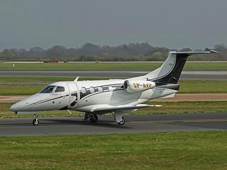 SP-AVP Embraer 500 Phenom 100
