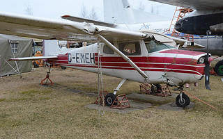 D-EMEH / Cessna 185 / Private.