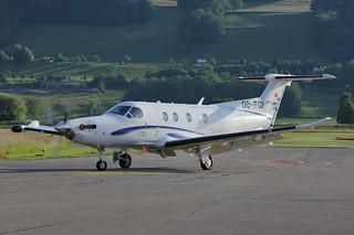 Pilatus PC-12/47E OO-PCI Private