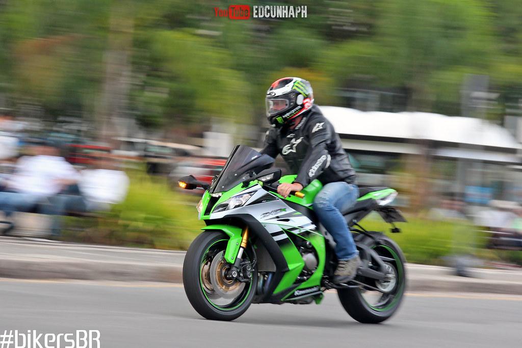 Kawasaki Ninja ZX10R Anniversary | #BikersBR Videos: www you