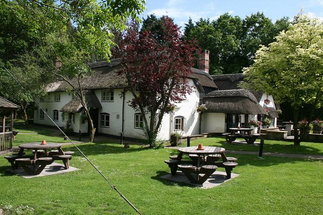 Pub in Marchwood
