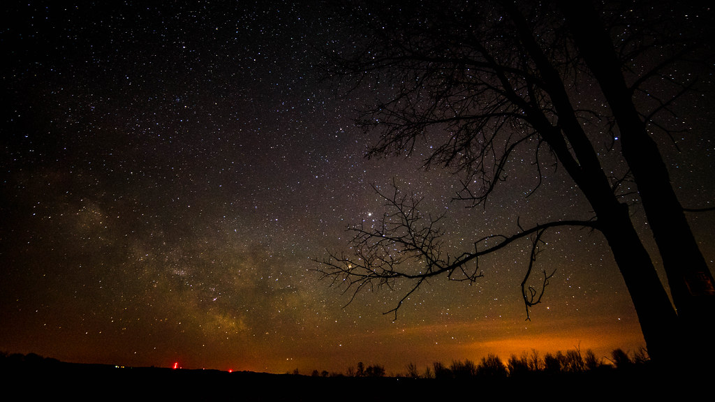 Our Milky Way.