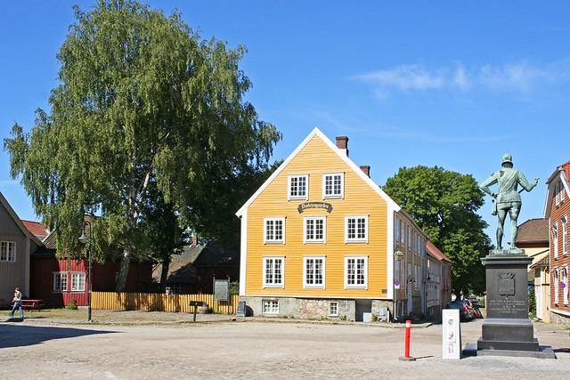 Gamlebyen 2.1, Fredrikstad, Norway
