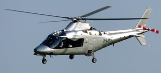 Agusta A109 Helicopter