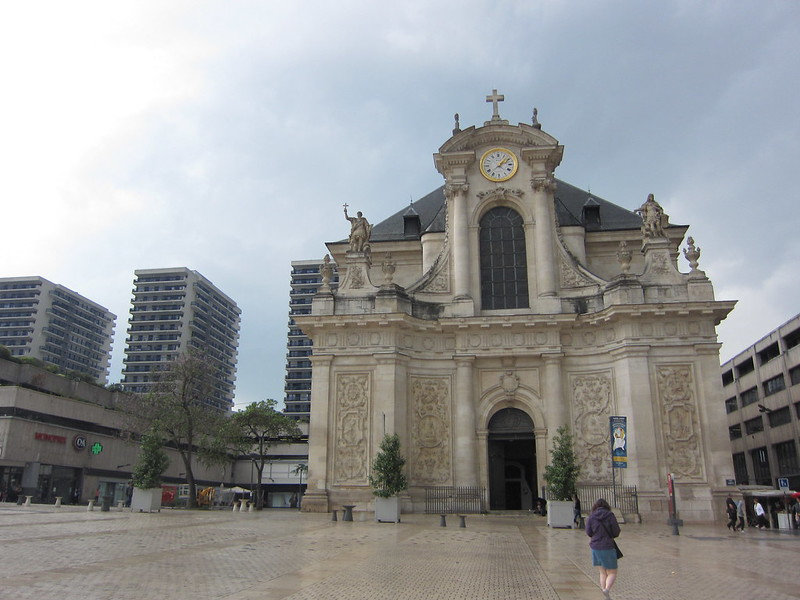 Saint Sébastien - Nancy