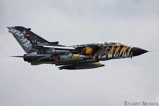 German Air Force Tornado ECR 46+33 | by stu norris