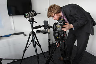 Camera Man With C300 Video Camera 10 | by BoldContent