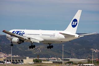 Boeing 767-306ER VQ-BSY @lebl | by Daniel Pacheco lebl