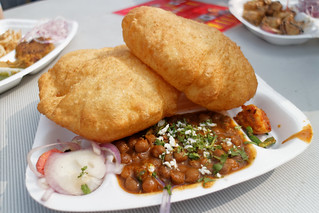 Chole Bhature | by NA.dir