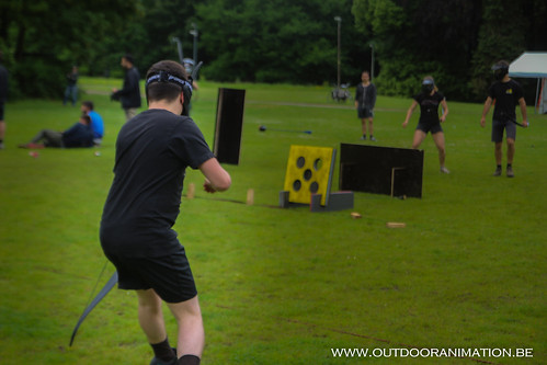 BK Archery Tag-20 | by Outdoor_Animation