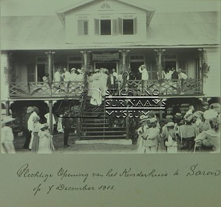Opening Kinderhuis Saron | by Stichting Surinaams Museum