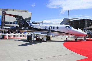 SP-IAF - GVA (EBACE) - Embraer-500 Phenom-100 - Private