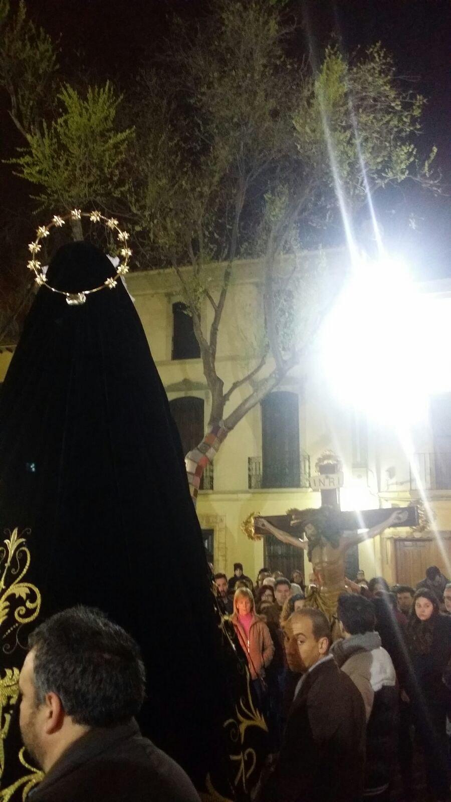 (2016-03-18) - VII Vía Crucis nocturno - Alberto Montesinos Villaplana