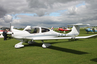 Diamond DA40 Star G-PLIP Sywell 04/09/15