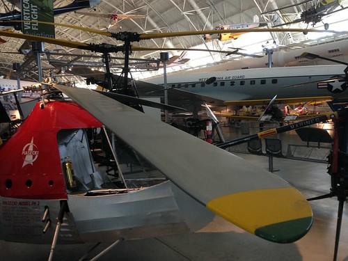 PV-2 main rotor blade | by jabberwok14