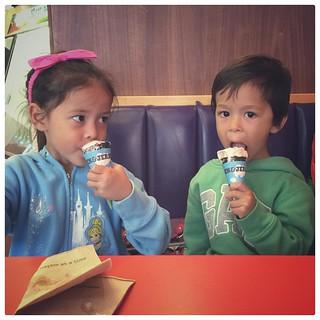 Ice Cream Time! #icecream #family #annarbor #Michigan #benandjerrys | by ToddinNantou