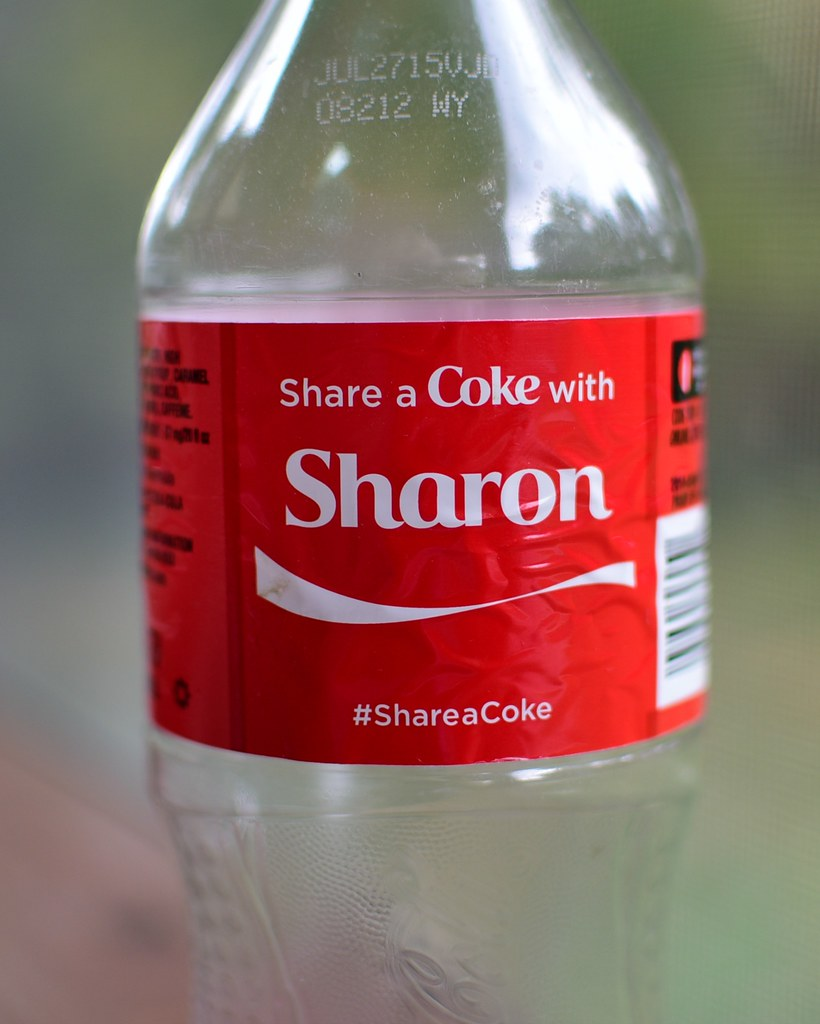 Share a Coke Bottle