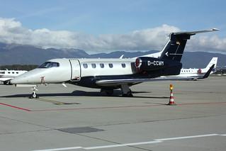 Embraer 505 Phenom 300 MHS Aviation D-CCWM. GVA, October 8. 2015