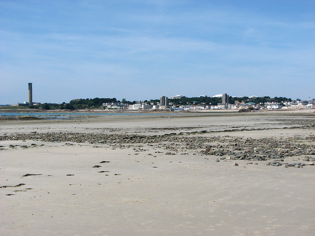 View to St Helier
